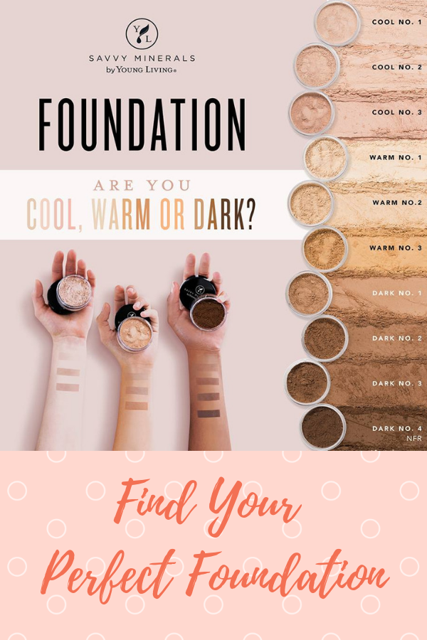 Savvy Minerals Foundation Pic