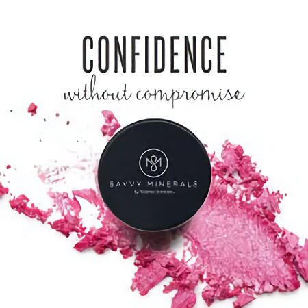 Savvy Minerals pic Confidence without Compromise
