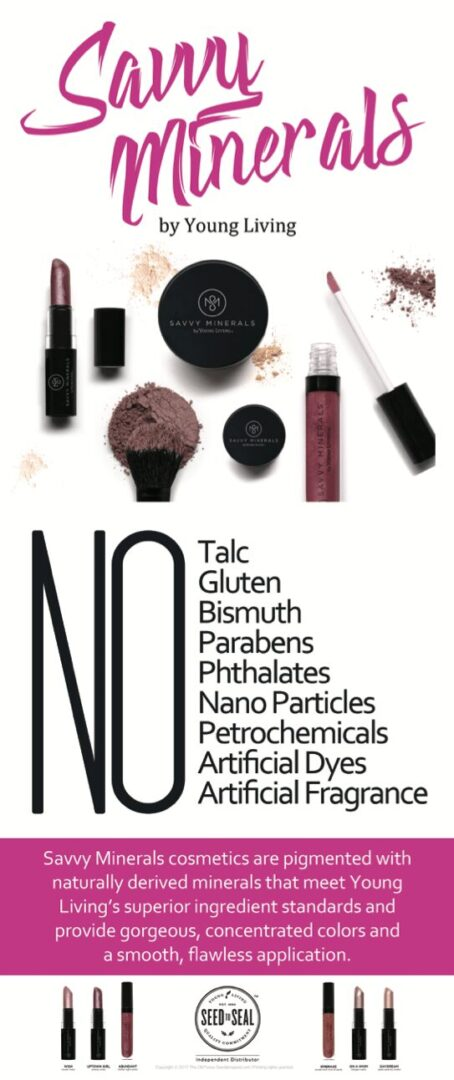 Savvy Minerals pic